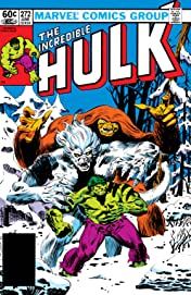 Incredible Hulk (1962-1999) #272