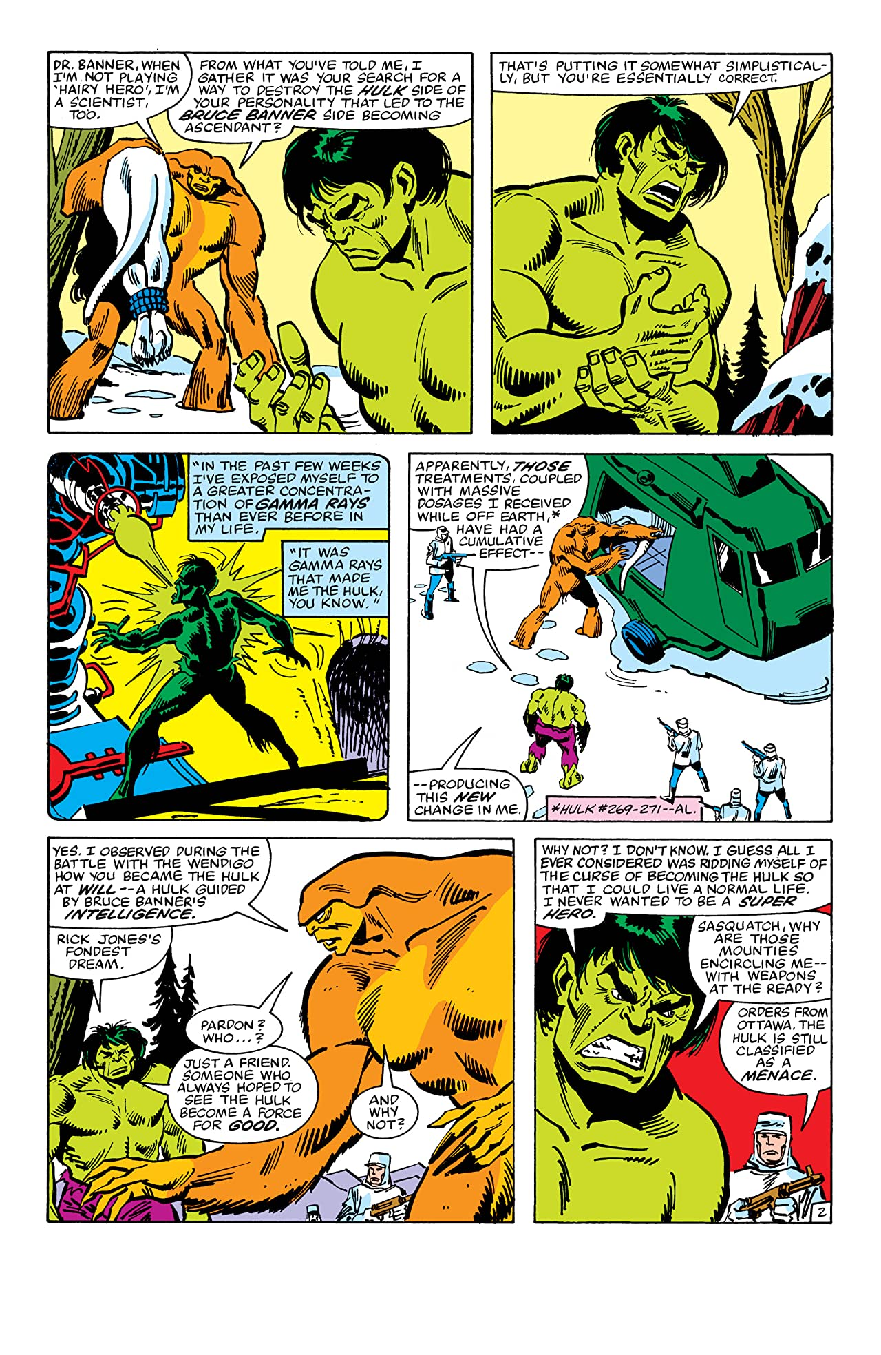 Incredible Hulk (1962-1999) #273
