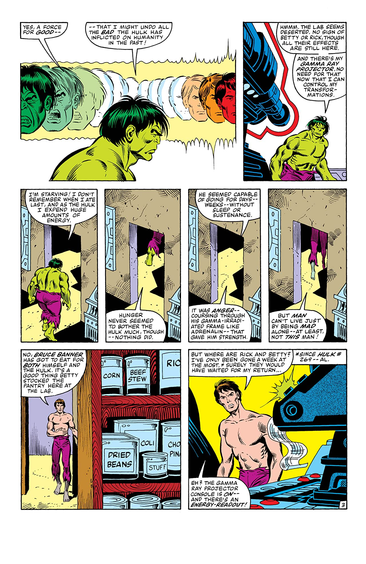 Incredible Hulk (1962-1999) #275