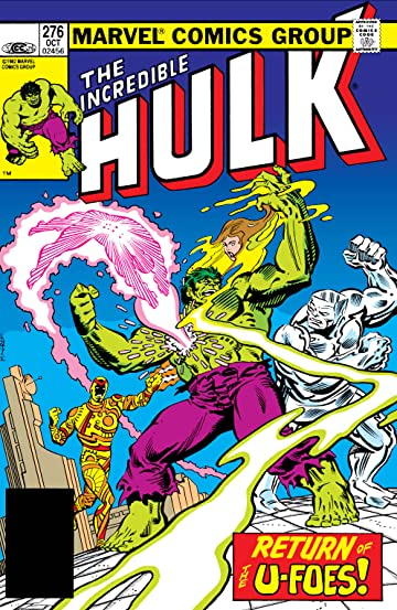 Incredible Hulk (1962-1999) #276