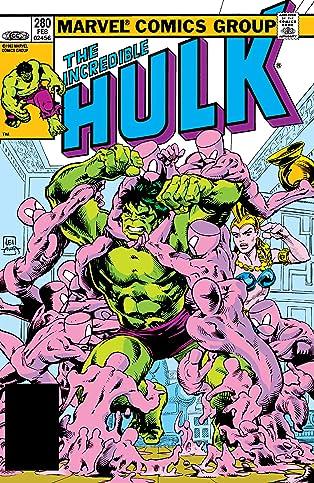 Incredible Hulk (1962-1999) #280
