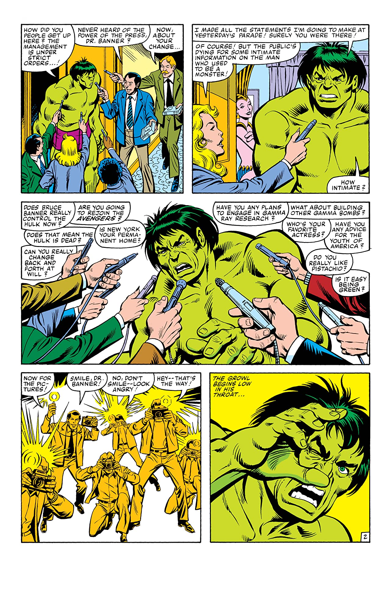 Incredible Hulk (1962-1999) #280
