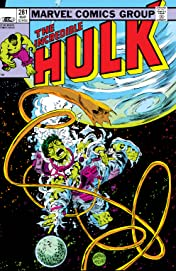 Incredible Hulk (1962-1999) #281