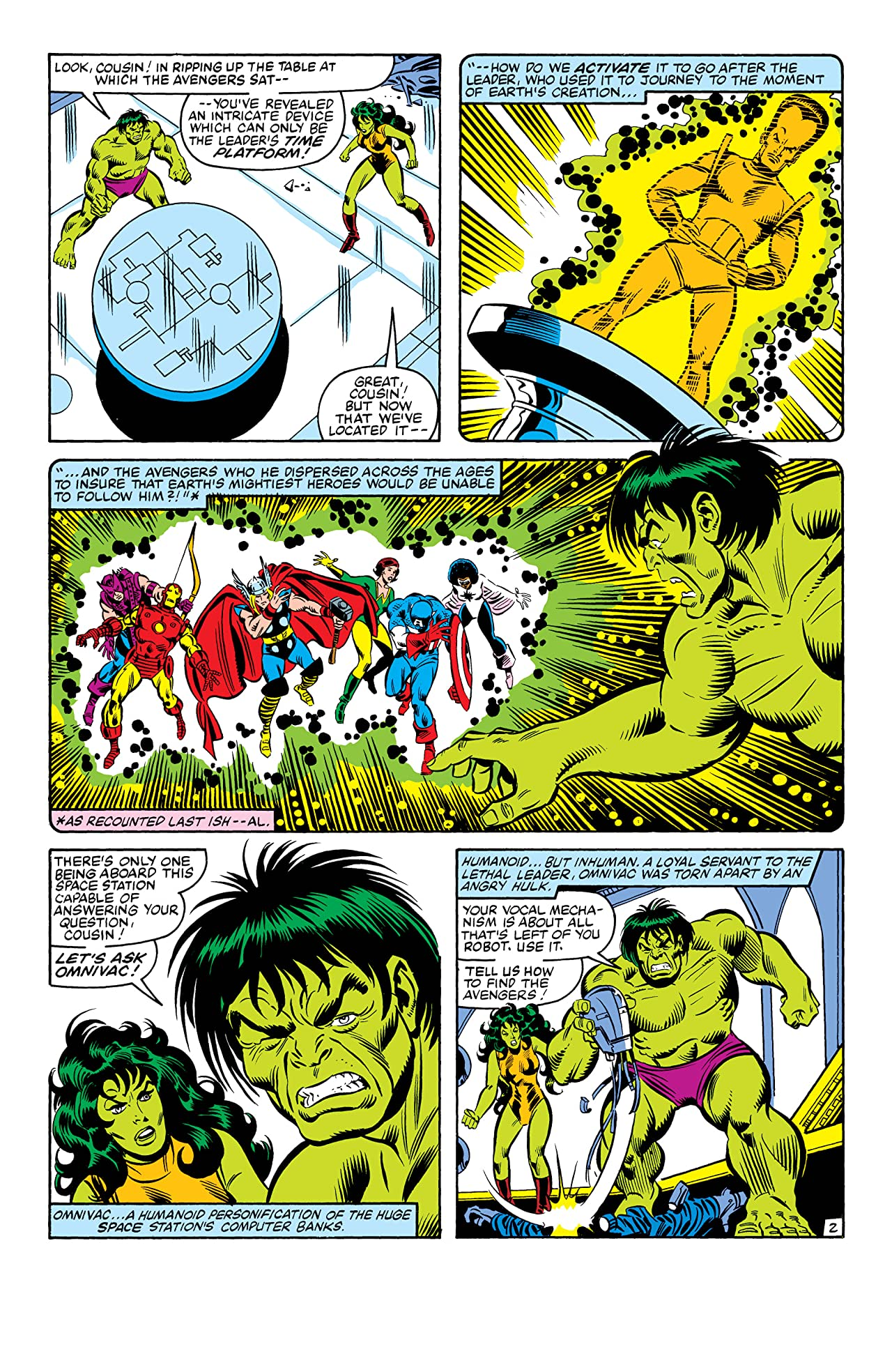 Incredible Hulk (1962-1999) #284