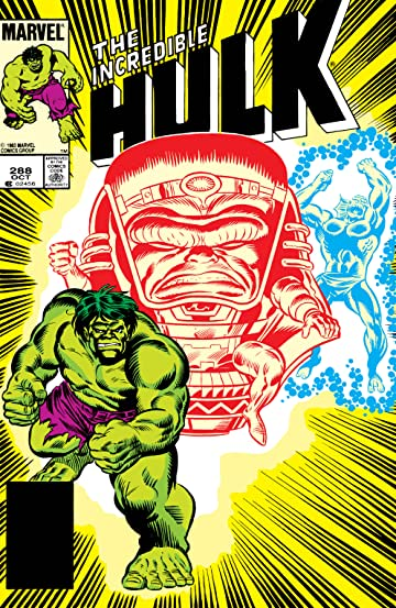 Incredible Hulk (1962-1999) #288