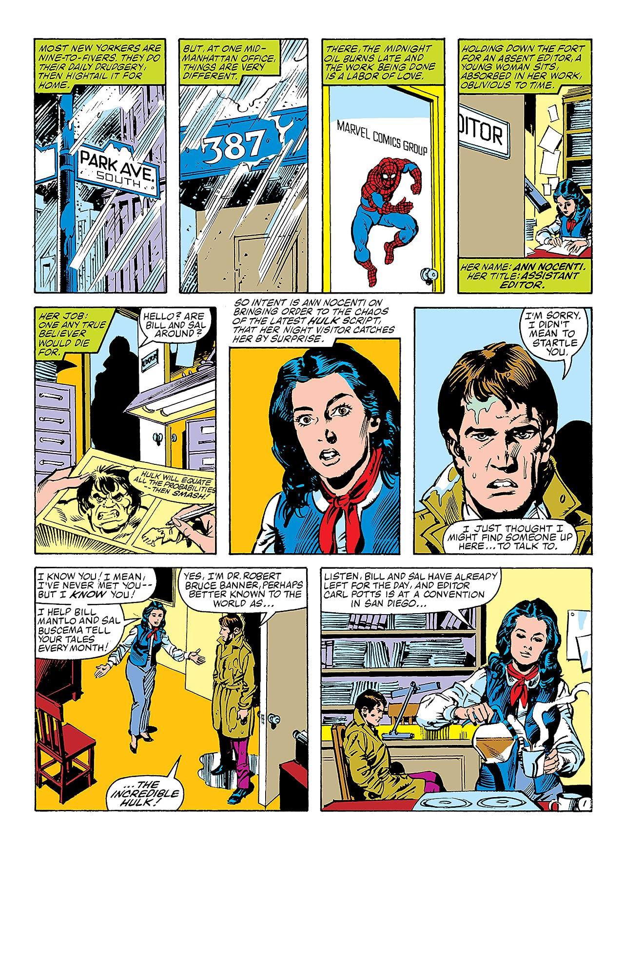 Incredible Hulk (1962-1999) #291