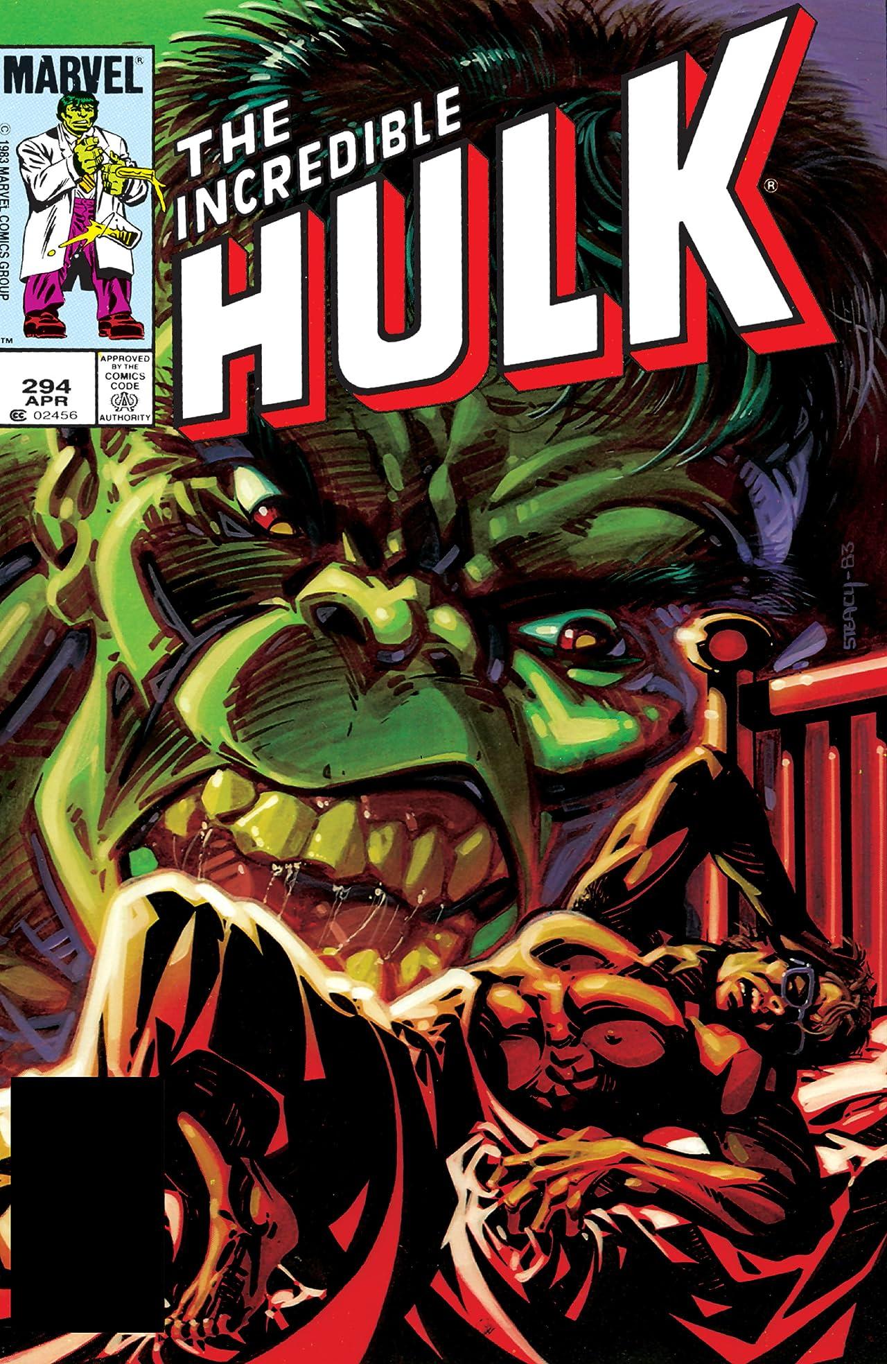 Incredible Hulk (1962-1999) #294