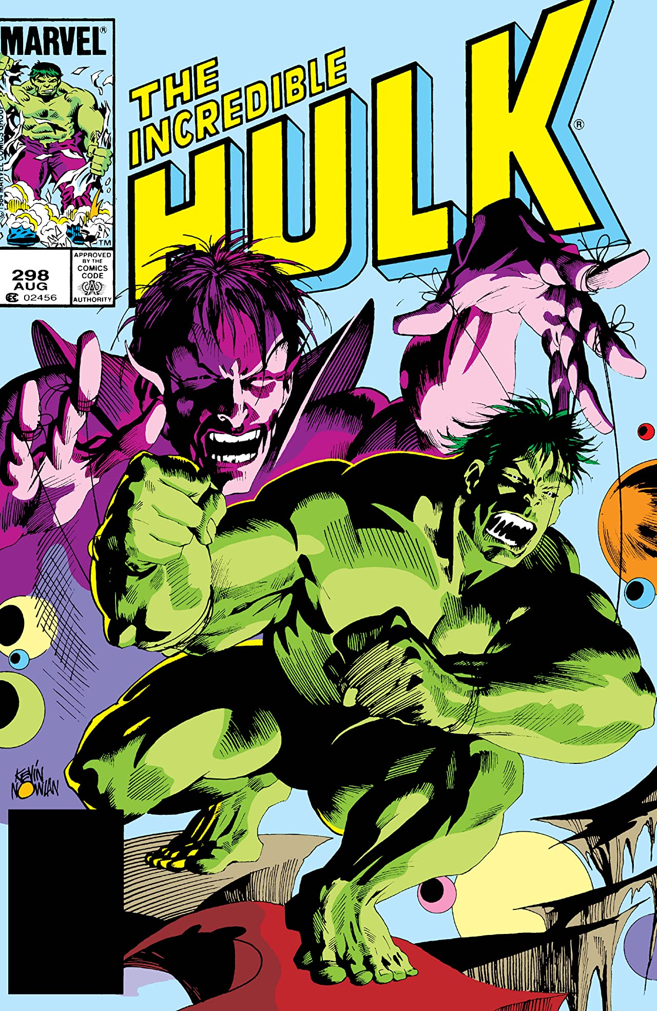 Incredible Hulk (1962-1999) #298