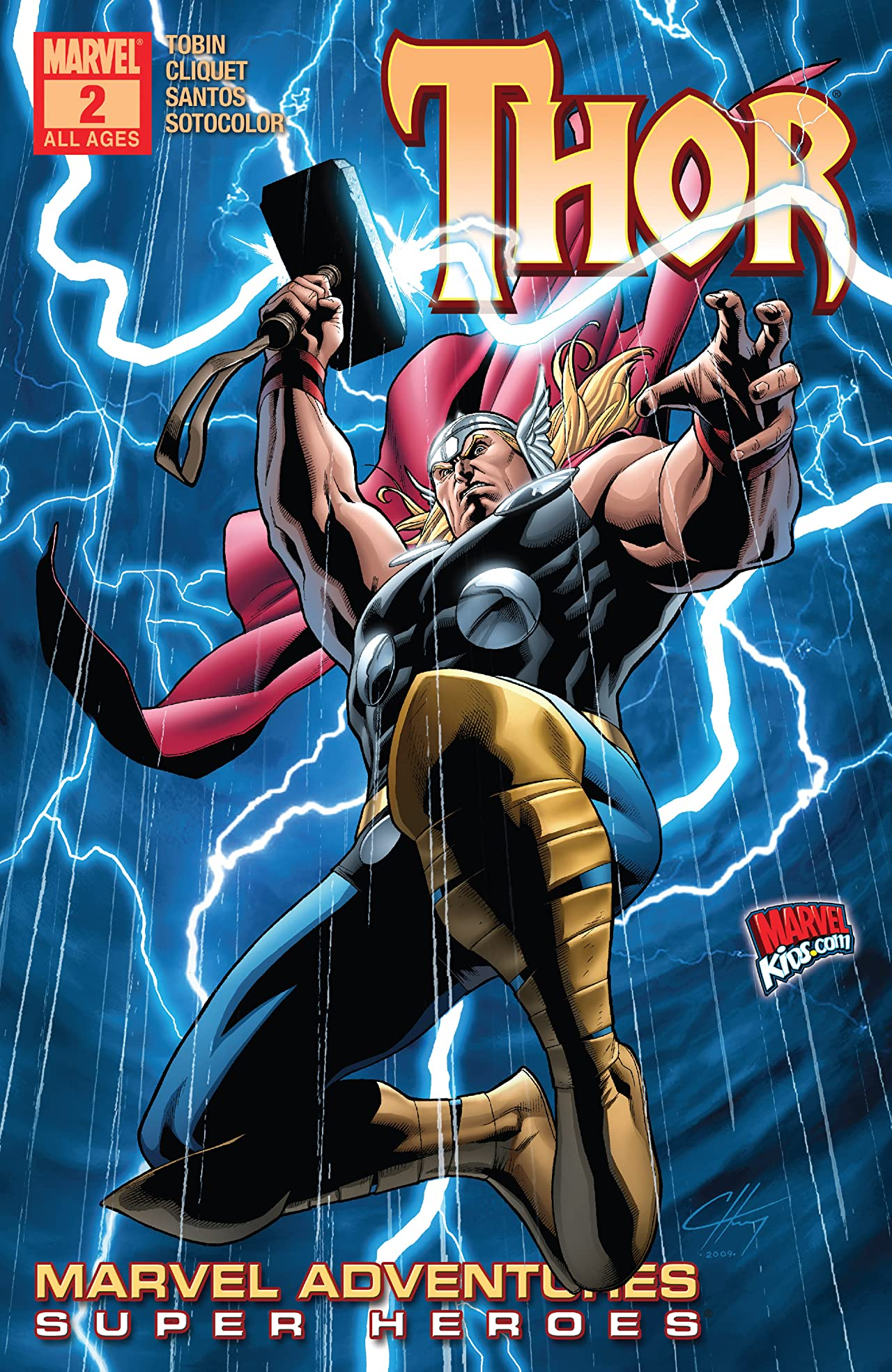 Marvel Adventures: Super Heroes (2010-2012) #2