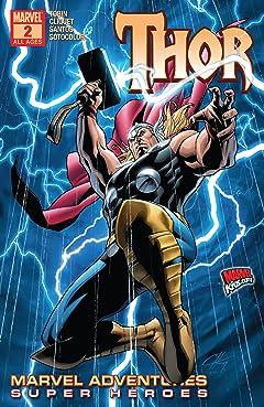 Marvel Adventures: Super Heroes (2010-2012) #2
