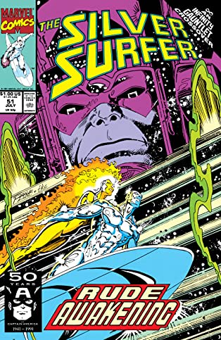 Silver Surfer (1987-1998) #51