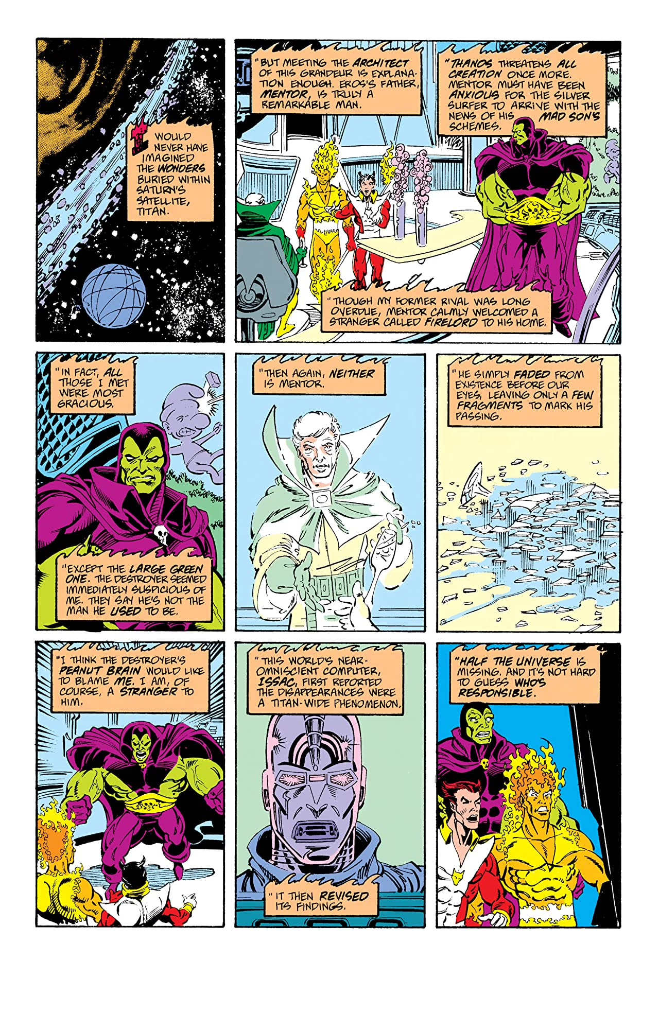 Silver Surfer (1987-1998) #52