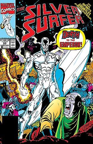 Silver Surfer (1987-1998) #53