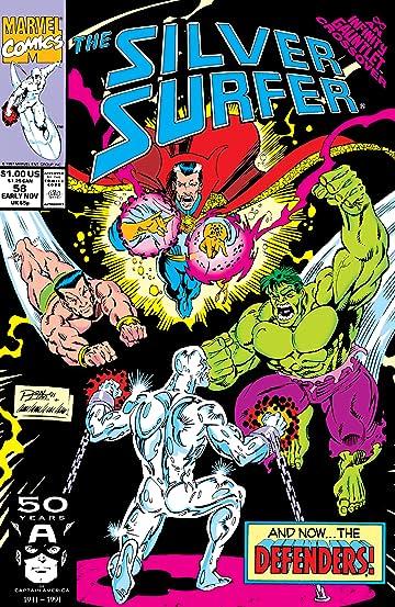 Silver Surfer (1987-1998) #58