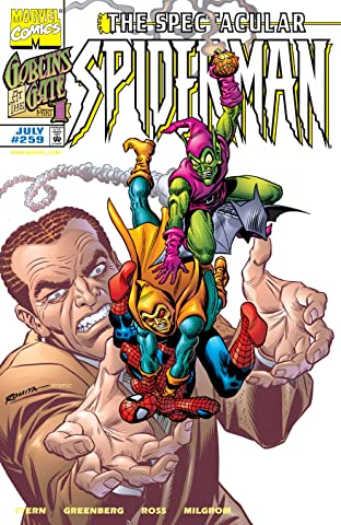 Peter Parker, The Spectacular Spider-Man (1976-1998) #259