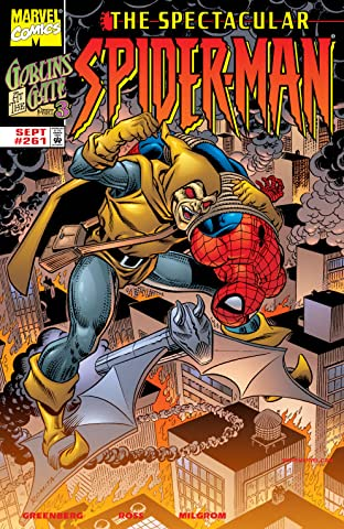 Peter Parker, The Spectacular Spider-Man (1976-1998) #261