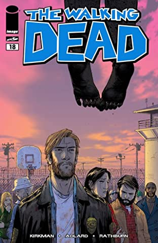 The Walking Dead No.18