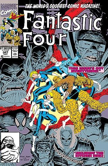 Fantastic Four (1961-1998) #347