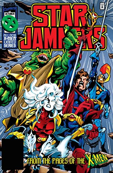 Starjammers (1995) #1 (of 4)