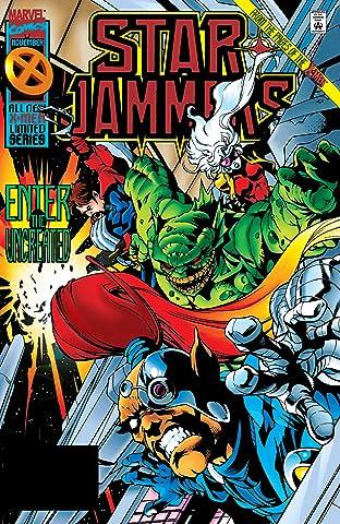 Starjammers (1995) No.2 (sur 4)