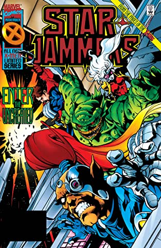 Starjammers (1995) #2 (of 4)