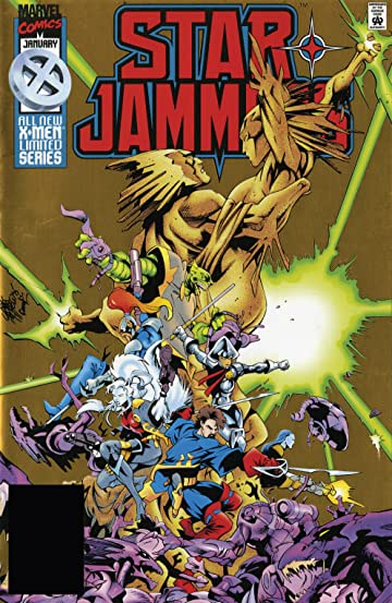Starjammers (1995) #4 (of 4)