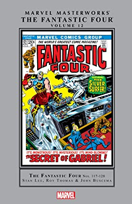 Fantastic Four Masterworks Vol. 12