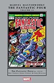 Fantastic Four Masterworks Vol. 13