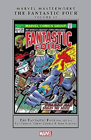 Fantastic Four Masterworks Vol. 13
