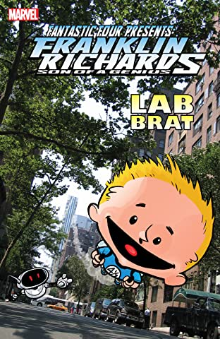 Franklin Richards: Lab Brat
