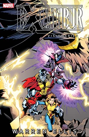 Excalibur Visionaries: Warren Ellis Tome 2