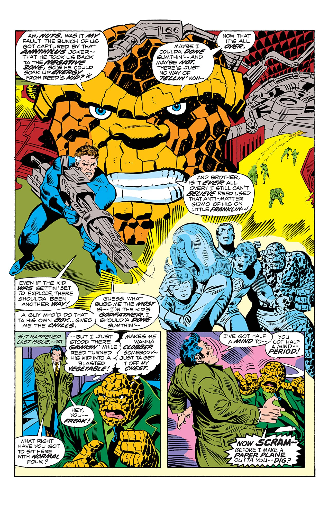 Fantastic Four Masterworks Vol. 14