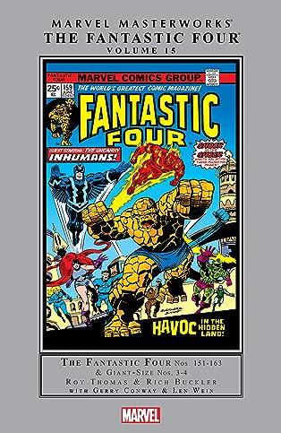 Fantastic Four Masterworks Vol. 15