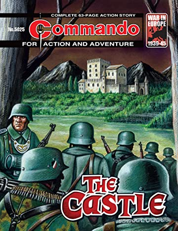 Commando #5025: The Castle