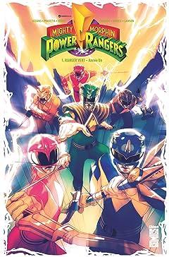 Power Rangers Vol. 1: Ranger vert - Année un