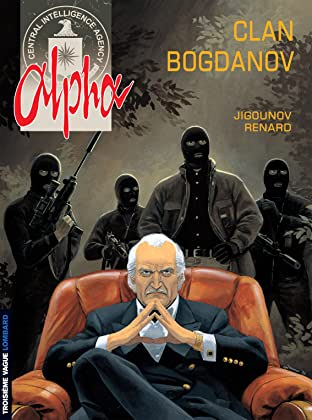 Alpha Vol. 2: Le clan Bogdanov