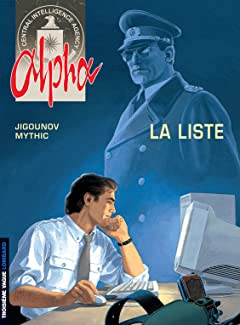 Alpha Vol. 4: La Liste