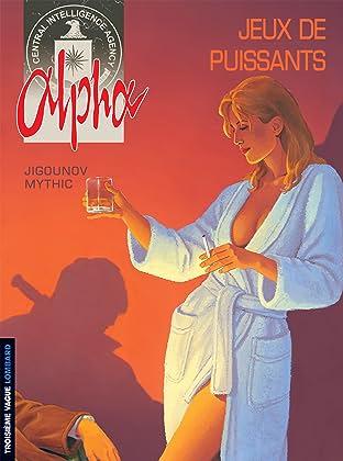 Alpha Vol. 8: Jeux de Puissants