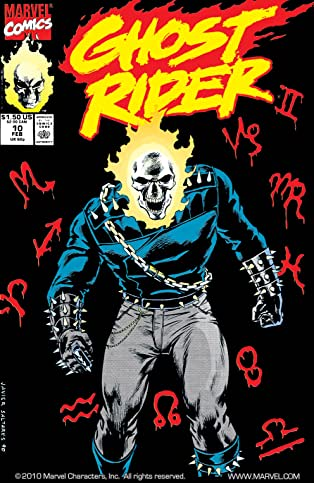 Ghost Rider (1990-1998) #10