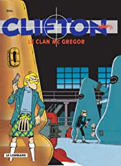 Clifton Vol. 14: Le Clan Mc Gregor