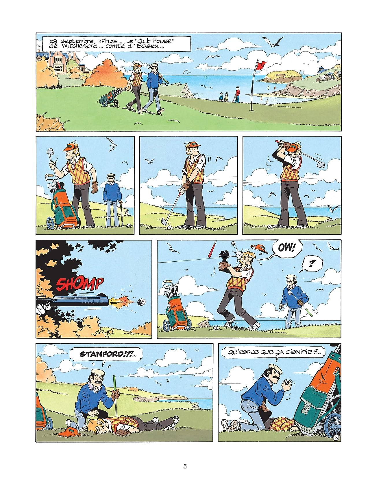 Clifton Vol. 15: Mortelle saison