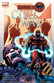 Civil War: House of M #1 (of 5)