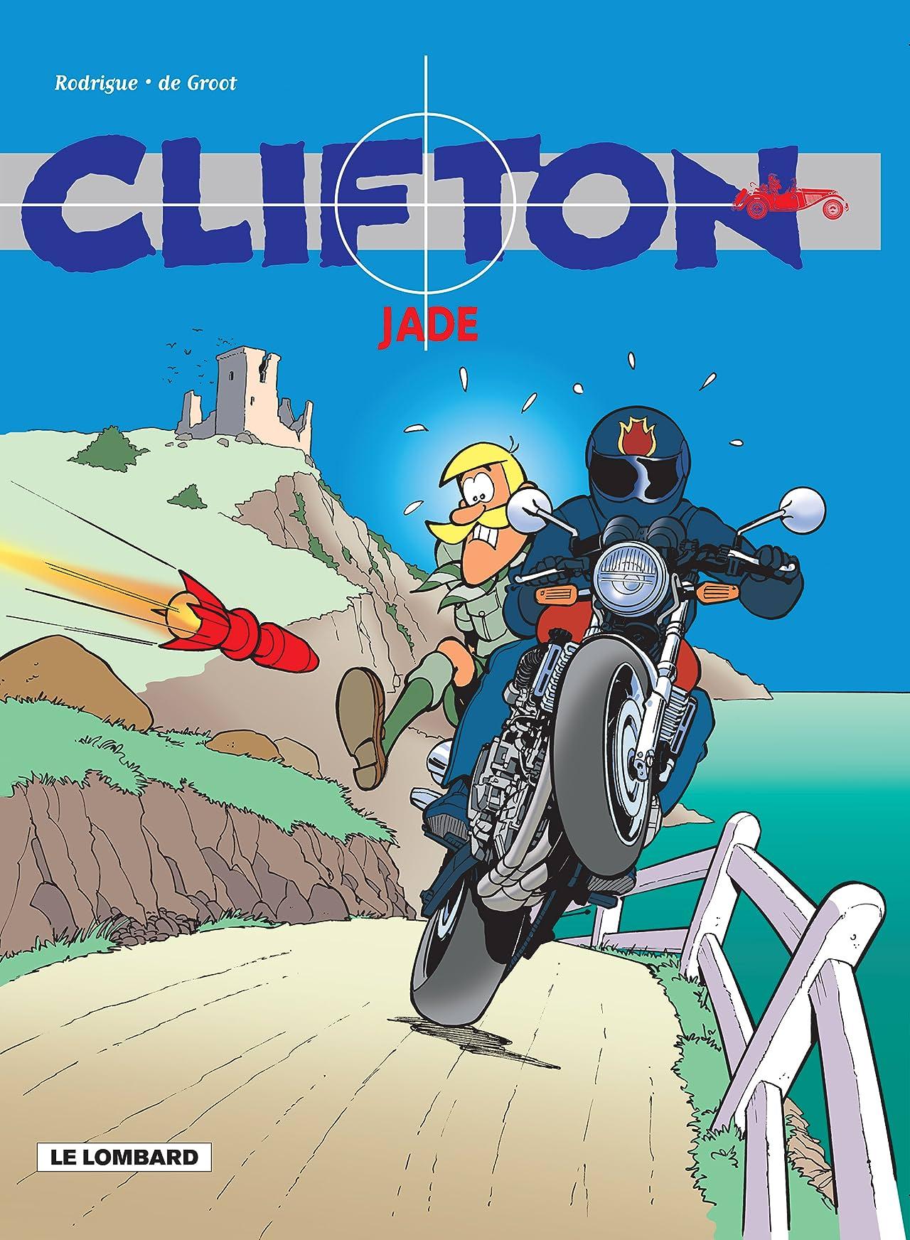 Clifton Vol. 18: Jade