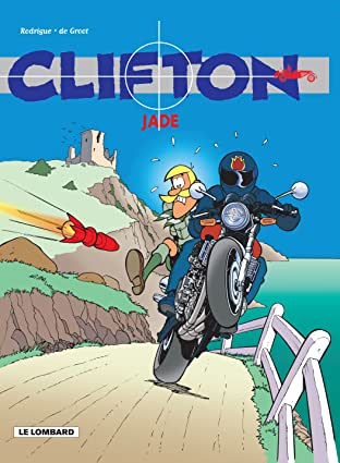 Clifton Tome 18: Jade