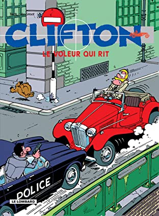Clifton Vol. 2: Le voleur qui rit