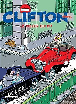 Clifton Tome 2: Le voleur qui rit
