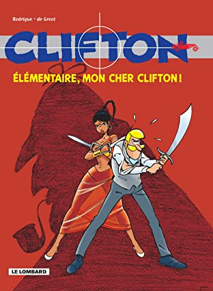 Clifton Tome 20: Elémentaire mon cher Clifton