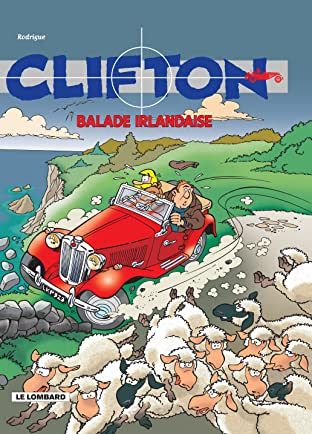 Clifton Vol. 21: La Balade irlandaise