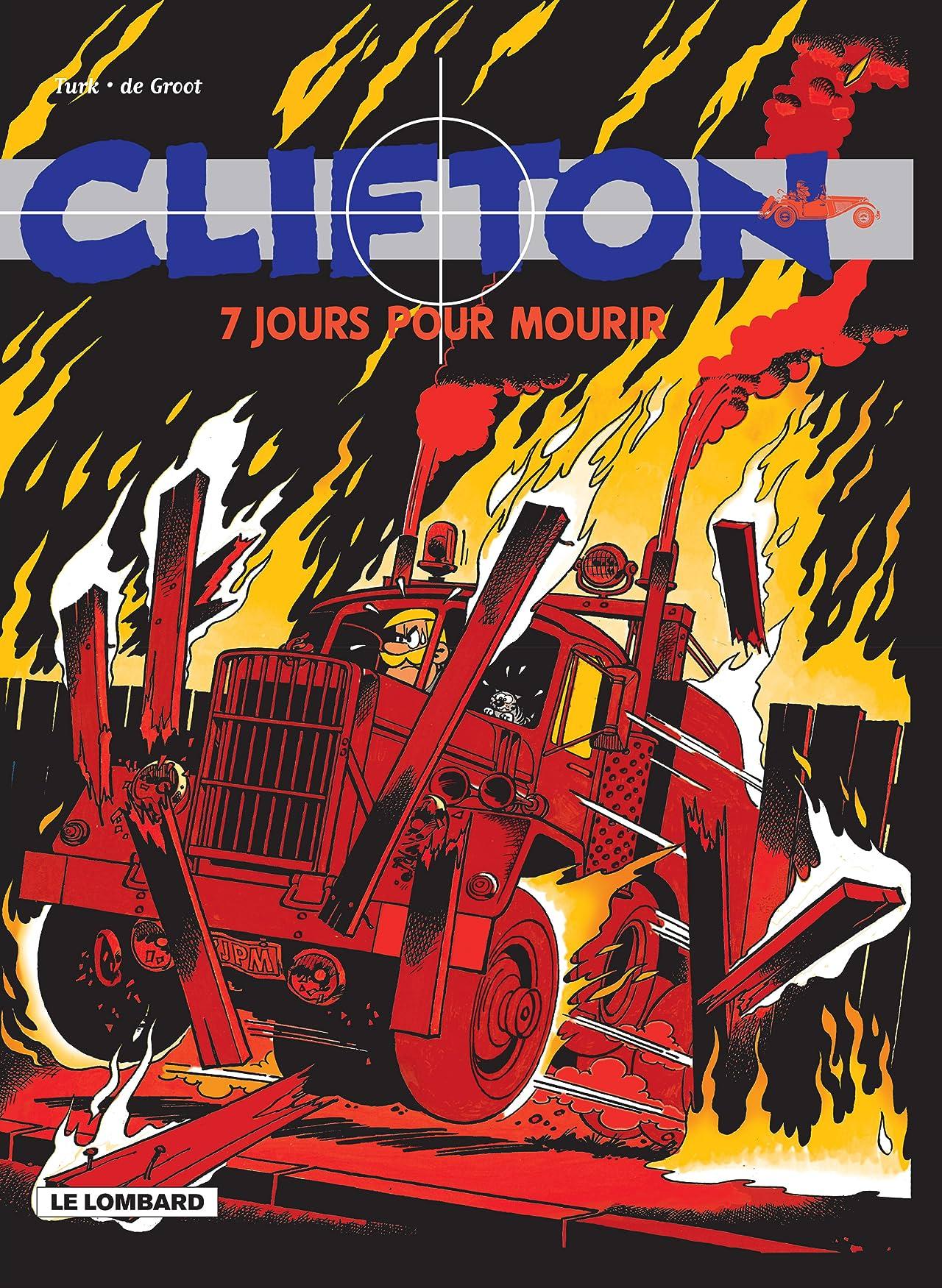 Clifton Vol. 3: 7 Jours pour mourir