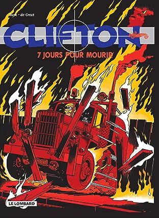 Clifton Tome 3: 7 Jours pour mourir